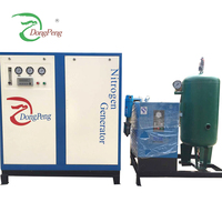 Alarm system equipped Best quality High quality Nitrogen generator for gas protection with nitrogen filter for acid tanks