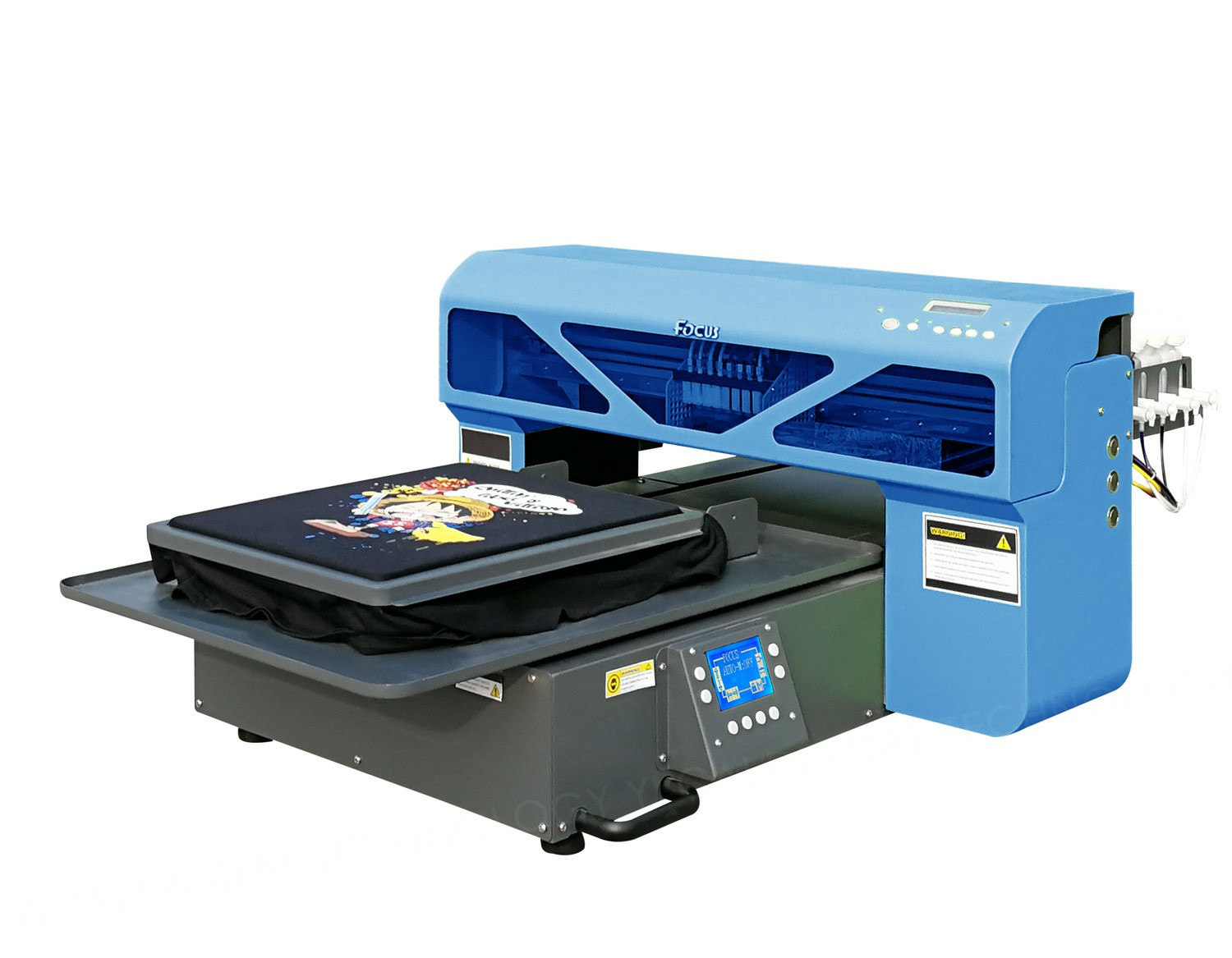 Digital Cotton Textile Canvas Printing Machine For Fabric
