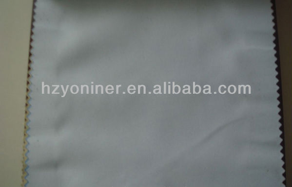 Wholesale New Style Grey Color Plain Curtain Fabric/Indian 100% Plain Polyester Fabric