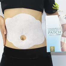 Natural Ingredient Wonder Sleep Diet Belly Navel Slimming Patch