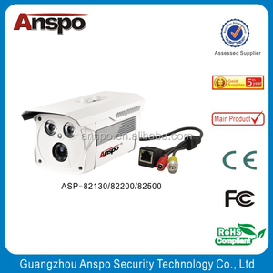 ANSPO 200W Resolution Top 10 Housing Professional IP CCTV Camera 2.0 Digital Megapixel HD Network Factory Guangzhou