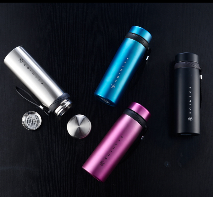 China Whosale OEM Double Wall Stainless Steel Insulated Thermos Vacuum Flask