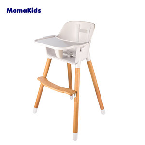 wholesale soft cover wooden kids dining chair with EN14988 passed