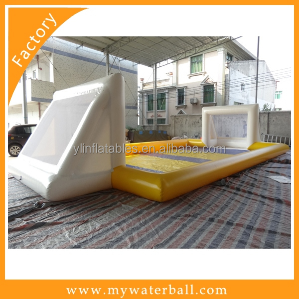 From the Football Pitch To The Field Of Academics/Mini Football Pitch/Inflatable Football Pitch for sale