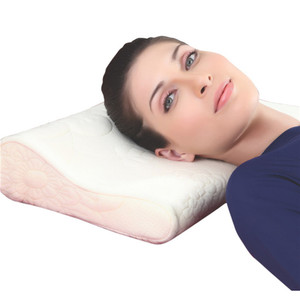 High End Orthopedic Massage Memory Foam Bamboo Pillow