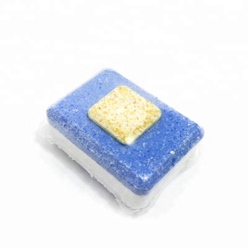 24 compresse pellicola della perla pacchetto lavastoviglie tablet