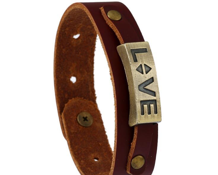 Bulk Leather Bracelet Supplieranufacturers At Alibaba Com