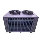 Box Type Condensing Unit Top Discharge Cabinet Refrigerating Machine for Cold Storage Copeland Scroll Compressor Low Noise