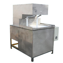 Mout Suiker Pull Wit Machine Opblaasbare Hard Candy Pull Wit Machine