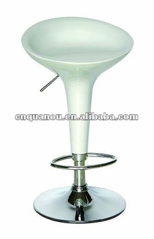 Swell Cheap Used Modern Design White Swivel Bar Stool Qo 101 Buy White Bar Stools Plastic Bar Stool Walmart Bar Stools Product On Alibaba Com Caraccident5 Cool Chair Designs And Ideas Caraccident5Info