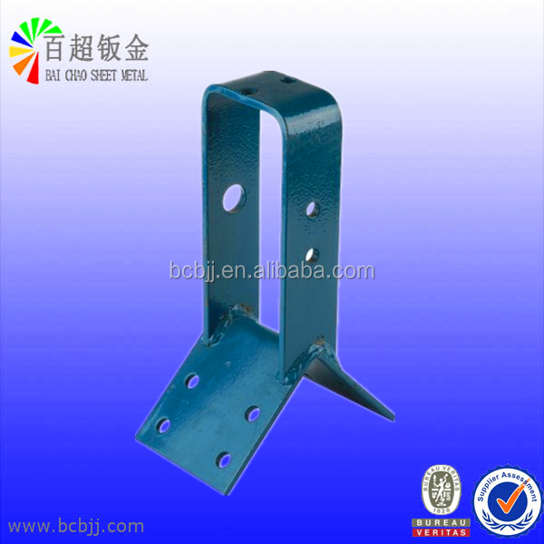 OEM galvanized metal welding plastic spraying processing parts