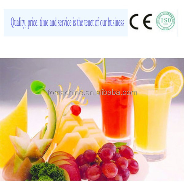 superior quality commercial fruit juice processing plant