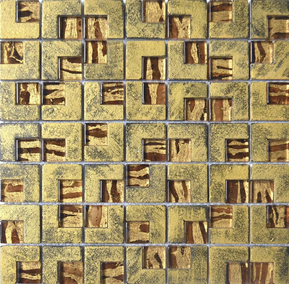 Decorative Art Crystal Mosaic Tile, Decorative Art Crystal Mosaic ...