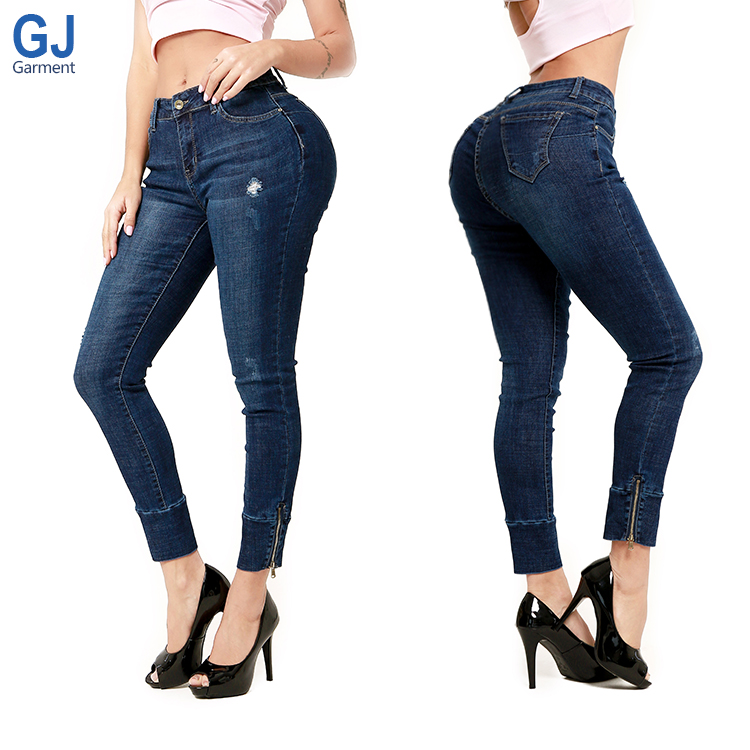 2019 Fashion Nova Colombianos Brasileos Calcas Pantalones Woman Levanta Cola High Waist Slim Denim Tight Cheap Wanted Jeans Blue Buy At The Price Of 15 00 In Alibaba Com Imall Com