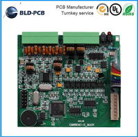 Xbox 360 Controller Electronic printed circuit board With SMT FR4 pcb assembly factory pcb design layout