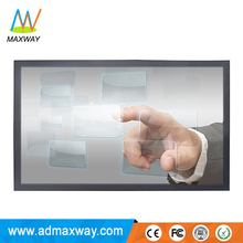 Ips Screen 24 Inch Wall Mounted Ultra Thin Interactive Touch Screen LCD Monitor