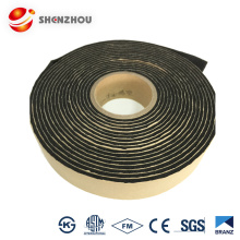 Shockproof seal strip adhesive insulation neoprene rubber foam tape