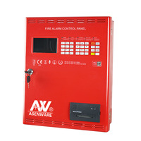 Intelligent Addressable Fire Alarm System Control Panel With 250 Addresses