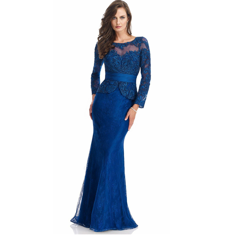 Stunning Mother Of The Bride Dresses: Aliexpress.com : Buy 2015 Stunning Boat Neck Lace Mother