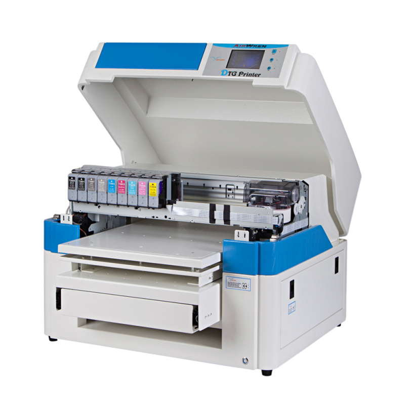 a18e8b71d A2 size digital printer direct on fabric industrial dtg direct to garment  printer