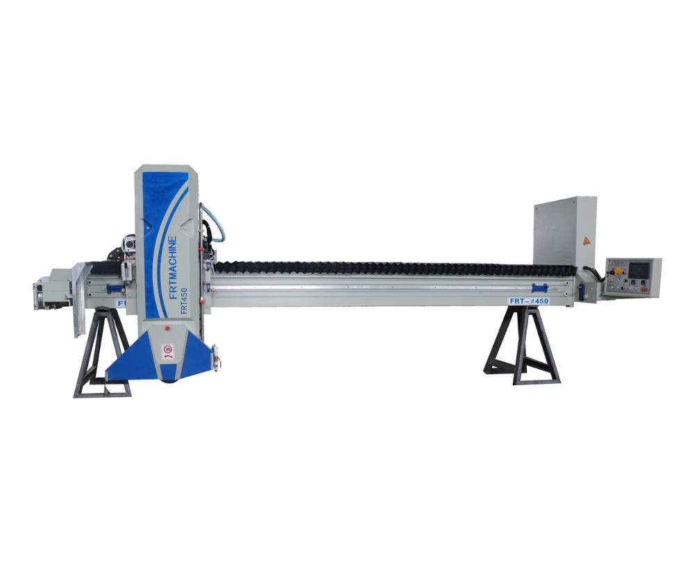FRT-450 High Efficiency Automatic Granite Bridge Saw Great Rigidity Cutting Machine for Stone for Kitchen Countertop marble