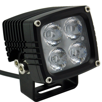 Super bright 2inch 40w cree led driving light for truck mini led work light 2 inch for Europe Market
