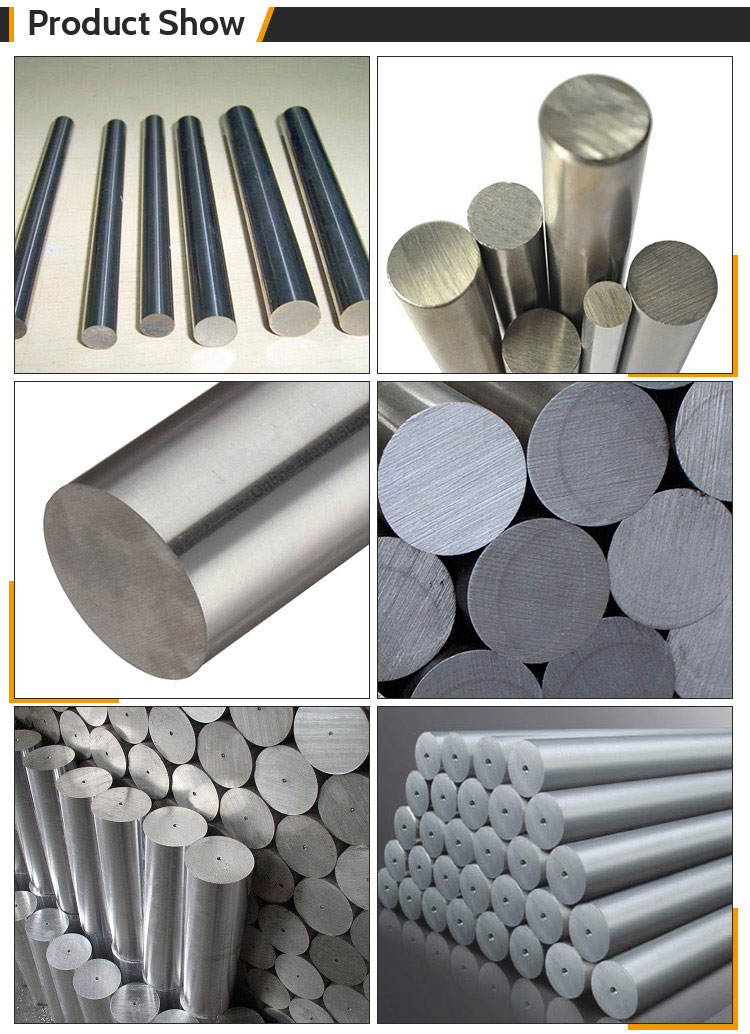 6 Mm Hot Rolled Round Bar Stainless Steel 6 Mm
