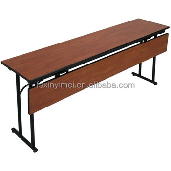 hot selling wooden meeting table for university used