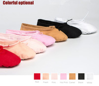 Professional Free Sample Canvas Foldable Ballet Flat Wholesale Ballet Flats