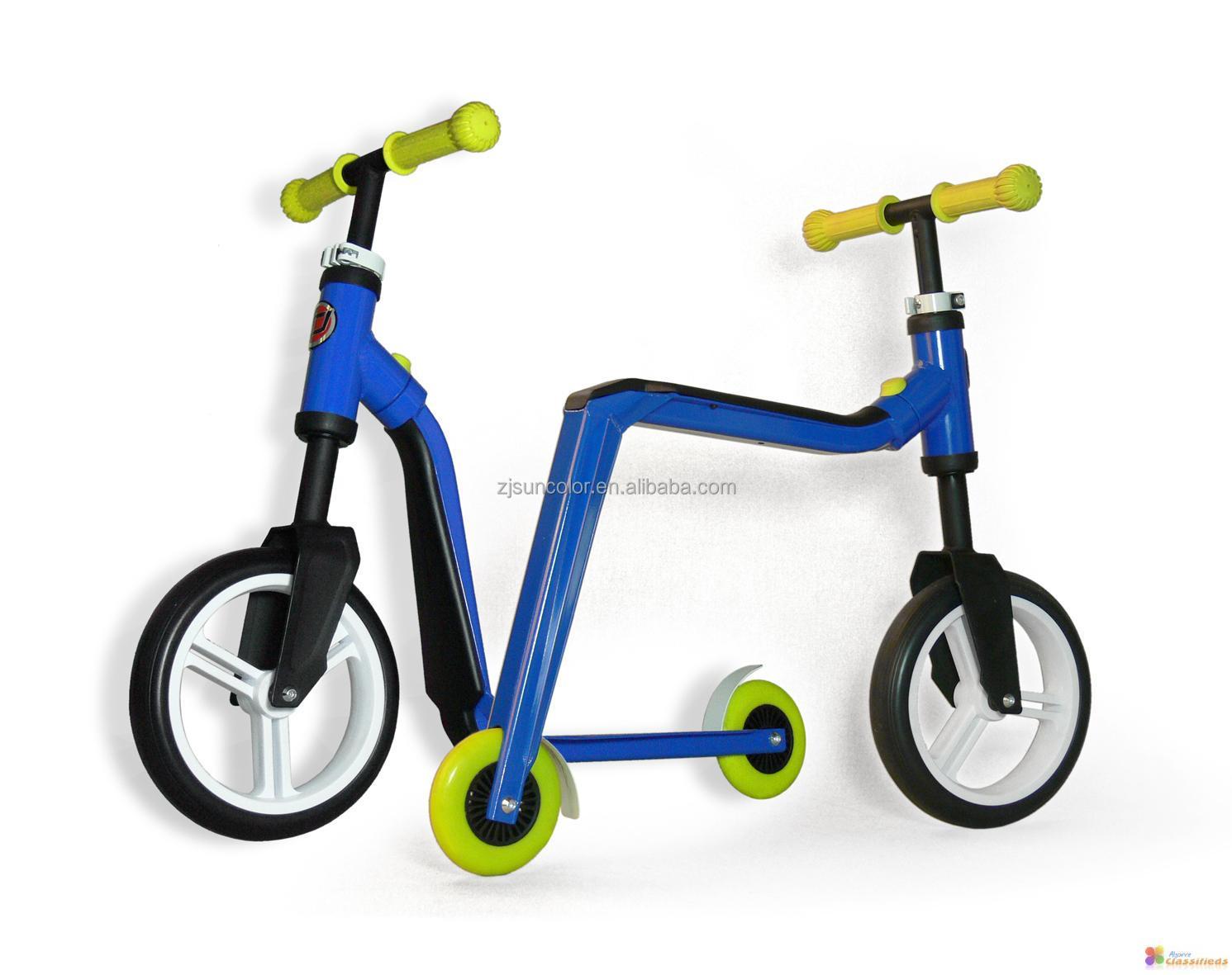 kind 2 in 1 roller billig balance push fahrrad pro stunt. Black Bedroom Furniture Sets. Home Design Ideas