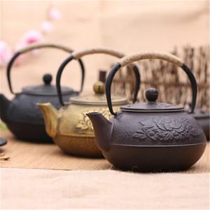 Cast iron teapot tea warmer old pot cast iron tea pots kettle