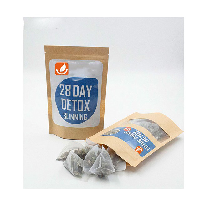 2019 hot sell OEM private label for 2g*20 teabags herbal lose weight organic detox tea. - 4uTea | 4uTea.com