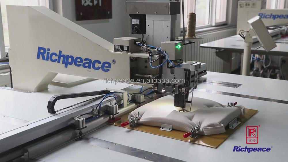 Industial Cushion Pillow Making Automatic Sewing Machine