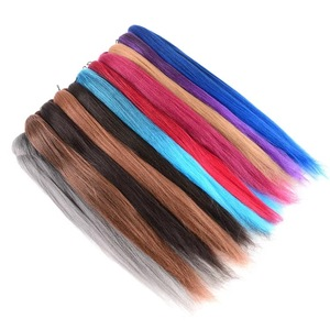 Hot selling EZ braid 100% Kanekalon hair wholesale pre stretched jumbo braid
