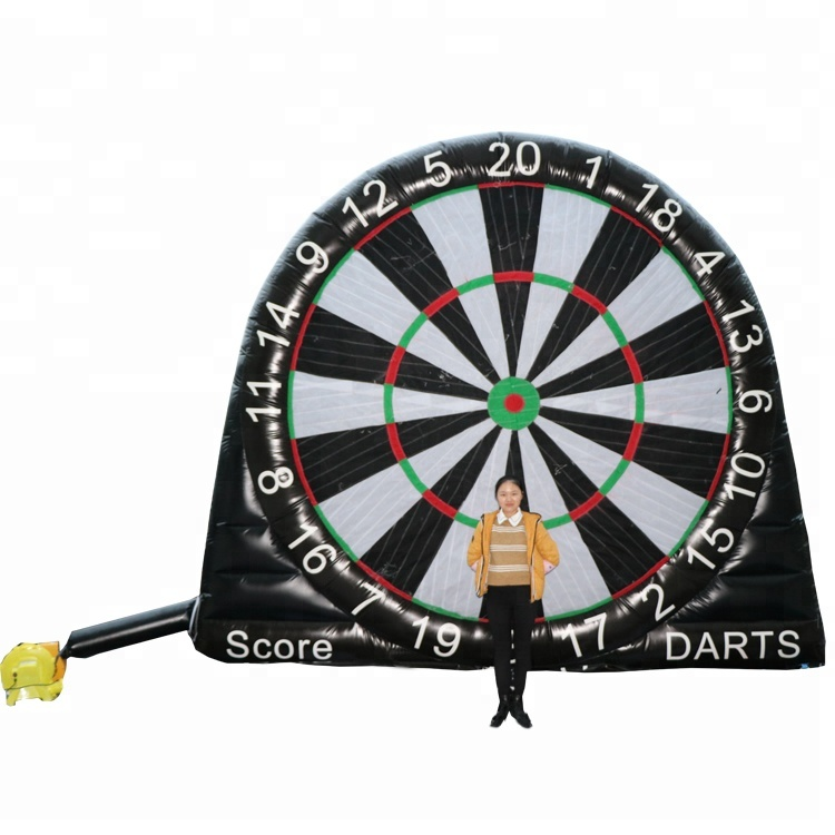 Ad 5mh China Holz Fussball Boards Kick Fuss Dart Board Aufblasbare Fussball Darts Fur Verkauf