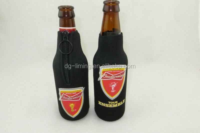 neoprene beer bottle covers holder