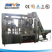 Normal pressure water bottling filling machine