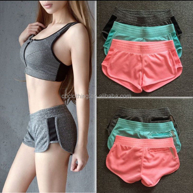 Wholesale Women's Sexy Yoga Running <strong>Sports</strong> Short