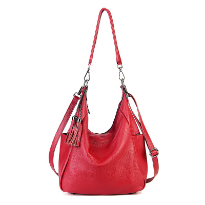 wholesale <strong>genuine</strong> <strong>leather</strong> material ladies cheap <strong>hobo</strong> <strong>bag</strong> Tote <strong>Bag</strong> with competitive price