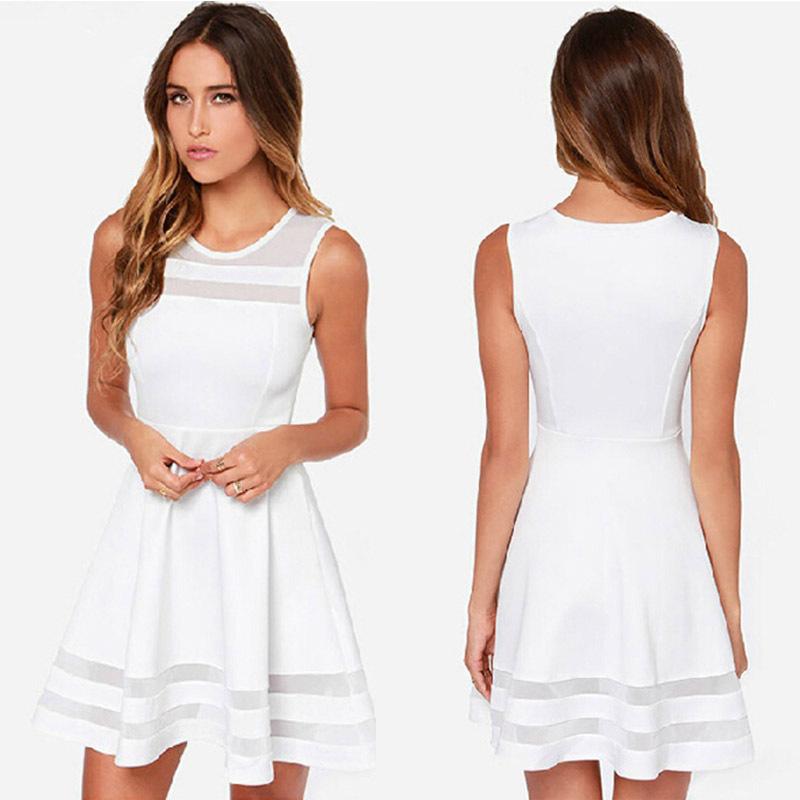 c74905d606 vestidos blancos cortos casuales
