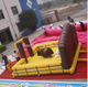 2019 Funny inflatable mechanical bull rodeo / mechanical bull riding toys for irritative games