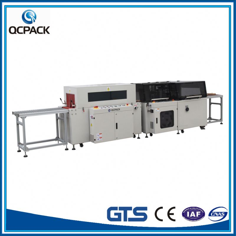 Pallet Wrapping Automatic L Type Shrink Wrapping Machine