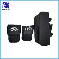 2014 Ningbo new design multifunctional bicycle repair tool kits with pump