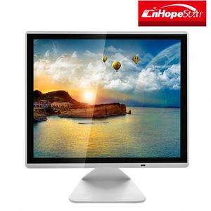 high quality 15 inch industrial grade LCD monitor With 1024*768 resolution