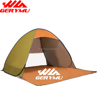 Full Automatic Quick Open Set Up Outdoor Beach Tent 3-4 People Beach Winter Fishing Tents