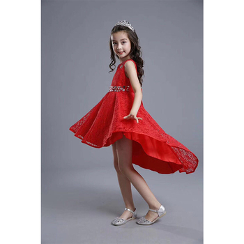 e31e73ed2 Pakistan And Indian Child Frock Design Baby Frock Red Girls Party ...