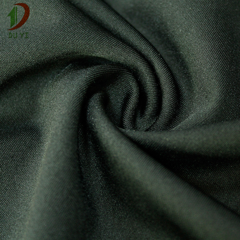 china supplier spandex polyester elastic jersey super stretch fabric for sportswear