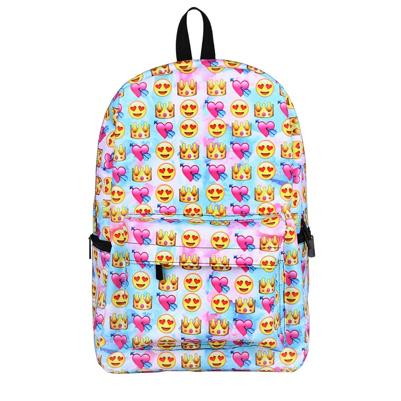 Unicorn Backpack School Bags for Teenager Girls Boys Hot Schoolbag Colorful mochila College Travel Bags