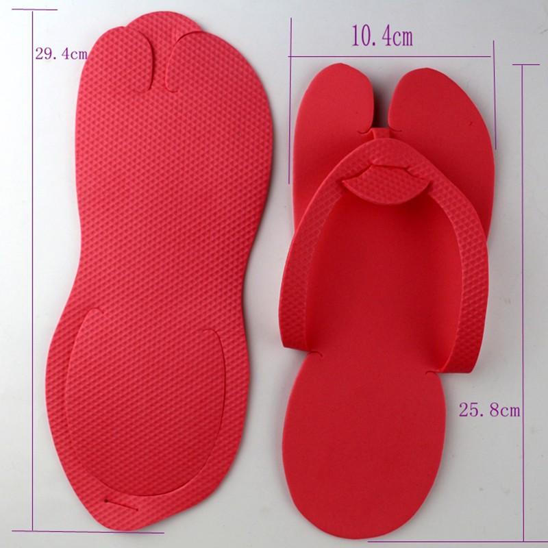 China Cheap Wholesale Stock Disposable Slipper Eva Hotel Slippers ...