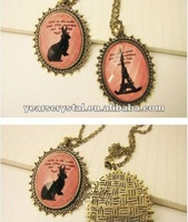 special crystal necklace for sending gift(R-1361